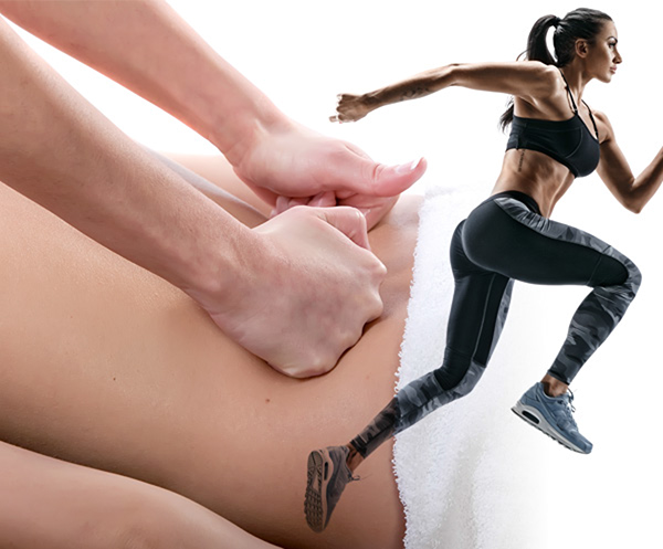 IFSH Massage Sportif - Deep tissue